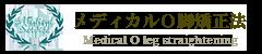O脚矯正 セミナー,スクール 東京、埼玉 メディカル(医学的)O脚矯正法